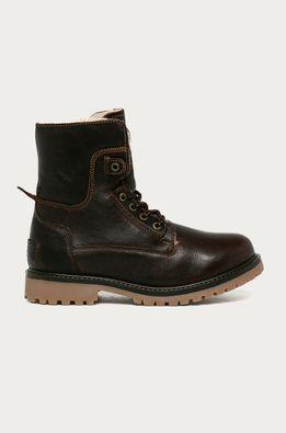 Wrangler - Kožená obuv