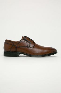 s. Oliver - Pantofi de piele