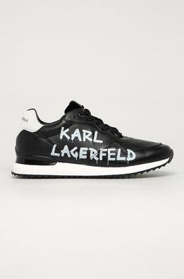 Karl Lagerfeld - Кожени обувки