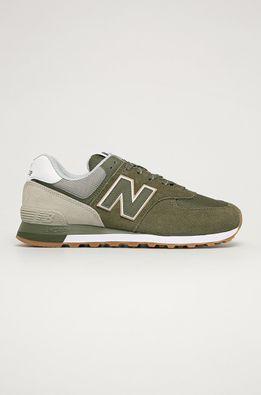 New Balance - Обувки ML574GRF