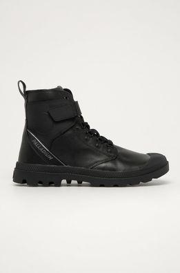 Palladium - Kožená obuv