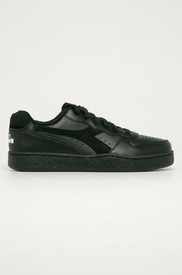 Diadora - Kožená obuv Mi Basket Low