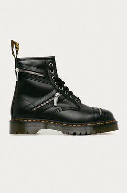 Dr. Martens - Kožené boty 1460 Bex zip