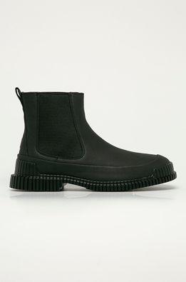 Camper - Kožené topánky Chelsea Pix