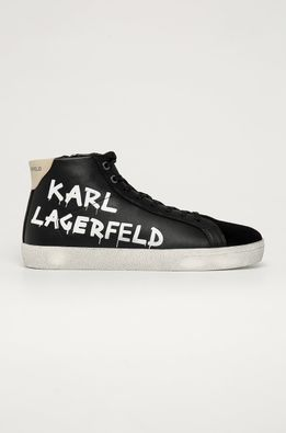 Karl Lagerfeld - Bőr sneaker
