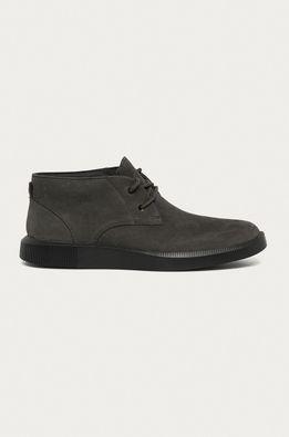 Camper - Половинки обувки от велур Bill