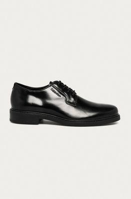 Calvin Klein - Кожени половинки обувки