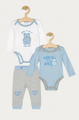 Guess Jeans - Compleu bebe 55-76 cm