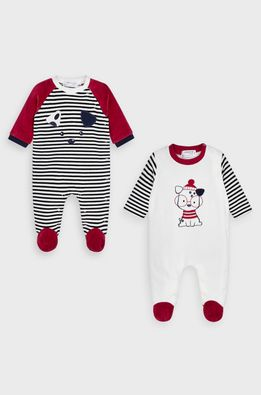 Mayoral Newborn - Costum bebe (2-pack)
