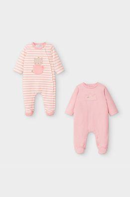 Mayoral Newborn - Costum bebe 55-86 cm (2-pack)
