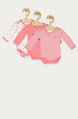Tommy Hilfiger - Body bebe 56-92 cm (3-pack)