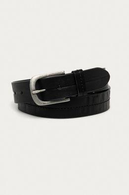 Pepe Jeans - Kožený pásek Octavio