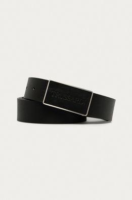 Trussardi Jeans - Kožený pásek
