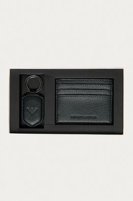 Emporio Armani - Peňaženka + kľúčenka