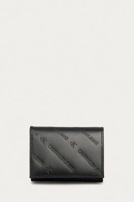 Calvin Klein Jeans - Kožená peňaženka