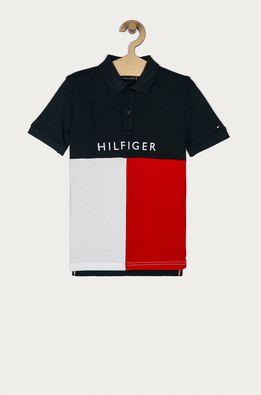 Tommy Hilfiger - Tricou polo copii 128-176 cm