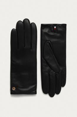 Tommy Hilfiger - Кожаные перчатки