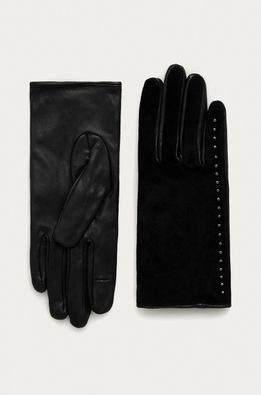 Pieces - Кожени ръкавици