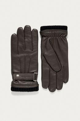 Calvin Klein - Kožené rukavice