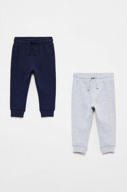 OVS - Detské nohavice 74-98 cm (2-pak)