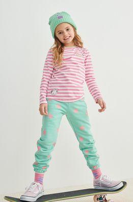 Femi Stories - Pantaloni copii Oksa 116-140 cm