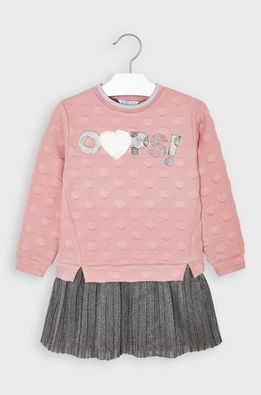Mayoral - Dívčí šaty 4989.6H.MINI