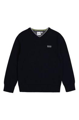 Boss - Dětský svetr 164-176 cm