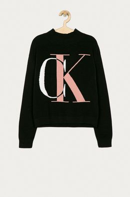 Calvin Klein Jeans - Детски пуловер 140-176 cm
