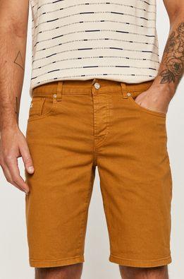 Scotch & Soda - Rifľové krátke nohavice