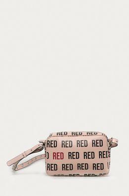 Red Valentino - Poseta de piele
