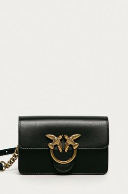 Pinko - Кожена чанта