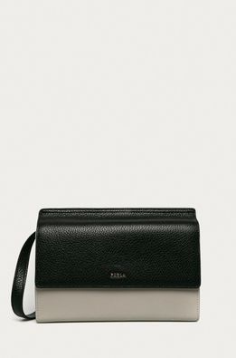 Furla - Кожена чанта Jane