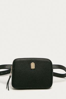 Furla - Малка кожена чанта Sleek