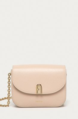 Furla - Кожена чанта Baonaco