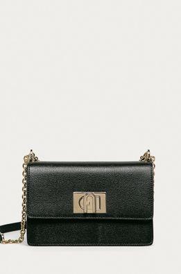 Furla - Кожена чанта Bafkaco