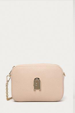 Furla - Кожена чанта Balerina