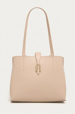 Furla - Кожена чанта Sofia