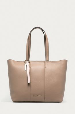 Calvin Klein - Kožená kabelka