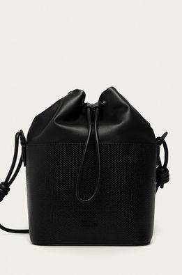 Lacoste - Kožená kabelka