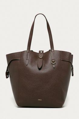 Furla - Kožená kabelka Net