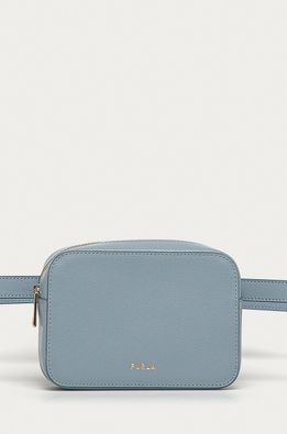 Furla - Kožená kabelka Block
