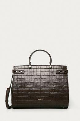Furla - Bőr táska Lady M