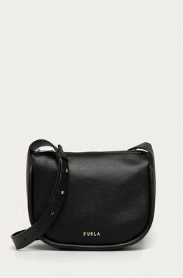 Furla - Кожена чанта Ester