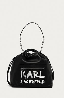 Karl Lagerfeld - Шкіряна сумочка