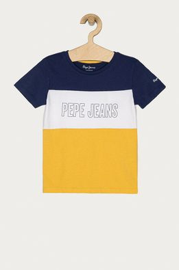 Pepe Jeans - Tricou copii Harvey 104-180 cm