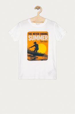 Pepe Jeans - Detské tričko Alfred 128-176 cm