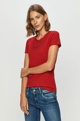 Pepe Jeans - Tricou Virginia