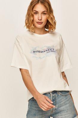 Local Heroes - T-shirt Glitch Clouds