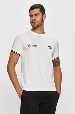 Tommy Hilfiger Tailored - Tricou x Mercedes