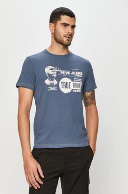 Pepe Jeans - Tricou Edmind